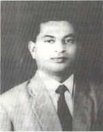 Mr. G. C. G. Peiris
