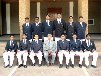 2008 Prefects and Monitors