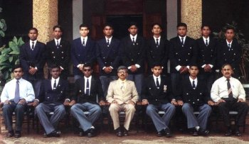 2001 Prefects