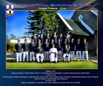 2015/2016 Prefects Guild