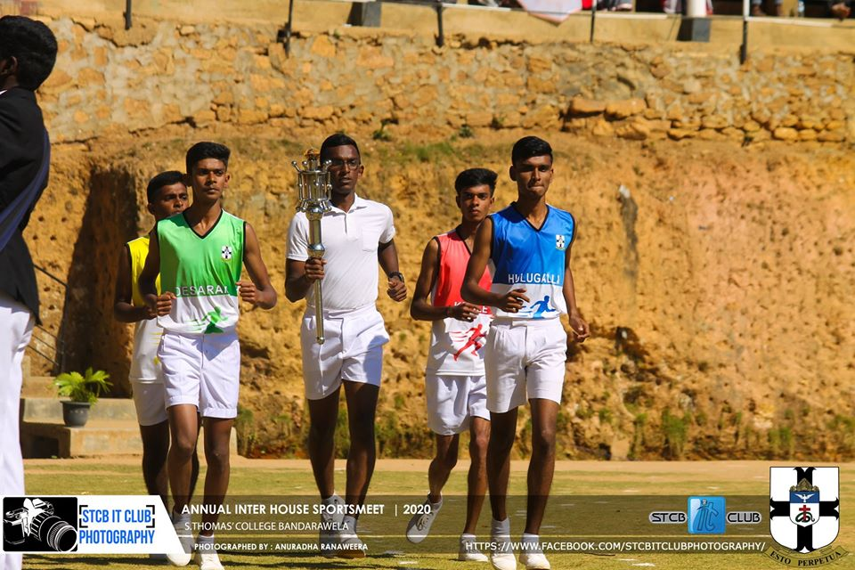 Annual Inter-house Sports Meet 2020